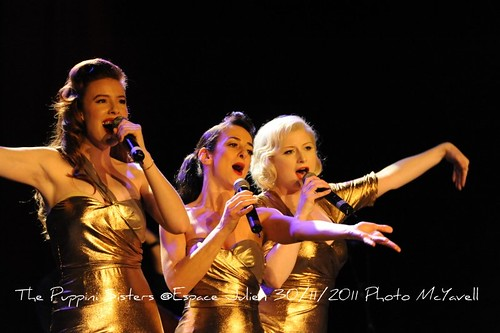 The Puppini Sisters @Espace Julien By McYavell - 111130 (12)