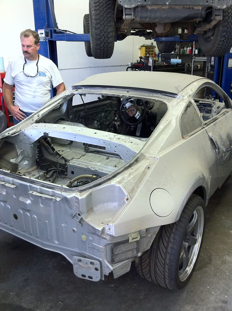K Sport Drift Car Build General Discussion Nissansportz