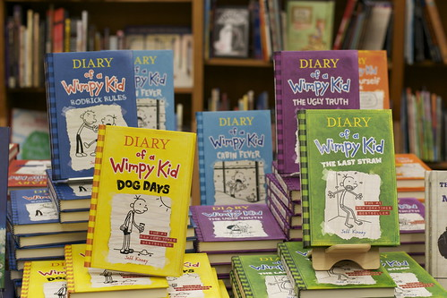 Diary Of A Wimpy Kid Novels Flashcards Quizlet