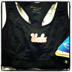 Overprice UCLA Champion sports bra