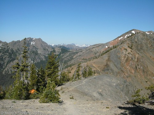 Longs Pass, Okanogan-Wenatchee National Forest, Teanaway Area, Washington