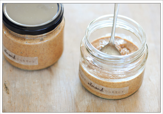 roast almond butter