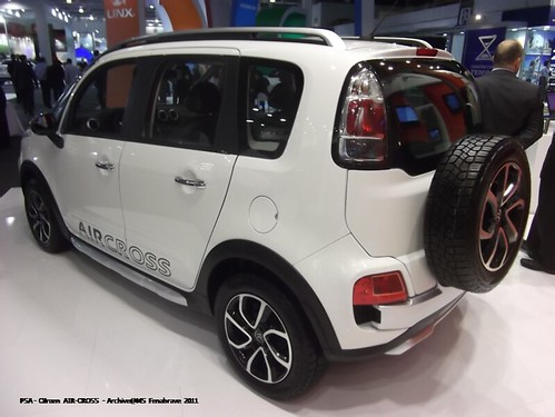 FOTO 3 - new citroen air-cross