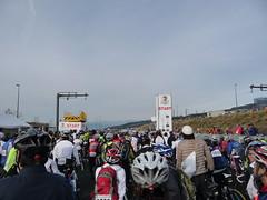 いよいよスタート!@ふじのくにCYCLE FES.