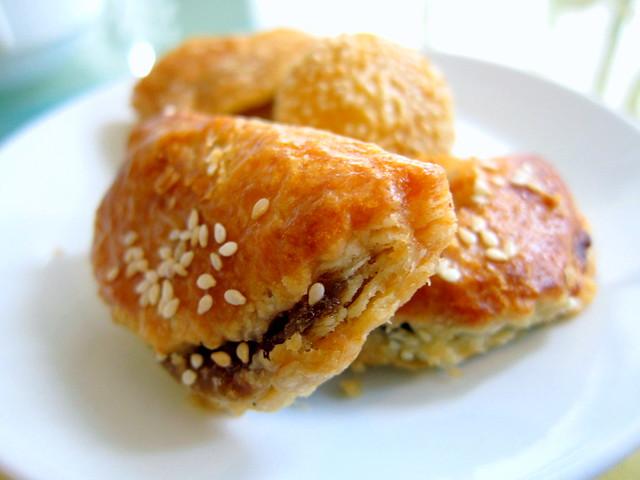 BBQ Chicken Char Siew Pastry