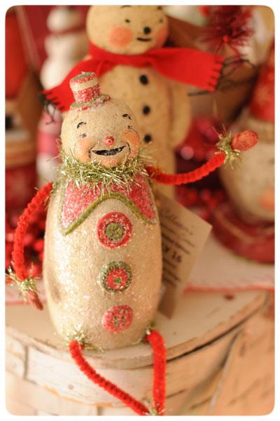 Snowman-Sitter