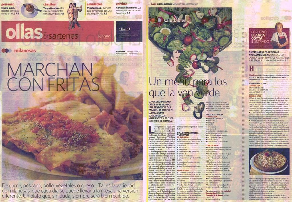 Diario Clar°n - 11-08-10