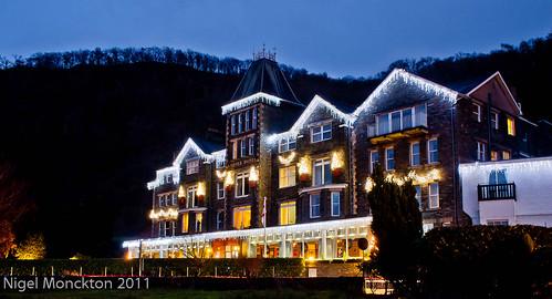 1000/661: 04 Dec 2011: Lodore Falls Hotel by nmonckton