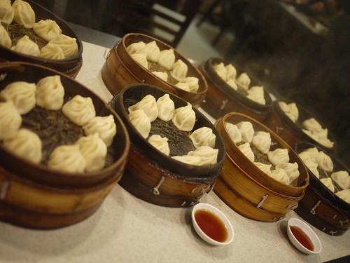 小笼包@上海城隍庙