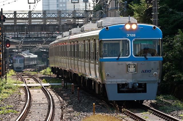 京王電鉄井の頭線 3000系 3028F 26運行 0829