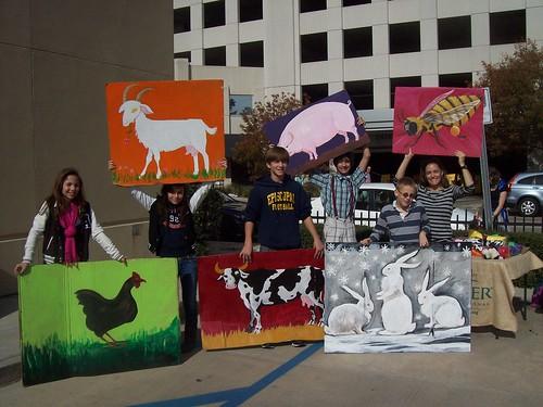 Baton Rouge Living Gift Market 2011