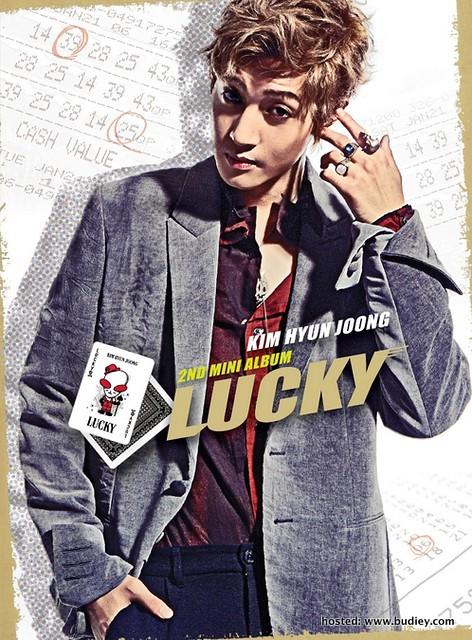 KHJ-LUCKY_CD Cover