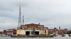 City Recreation Pier in Fells Point, Baltimore