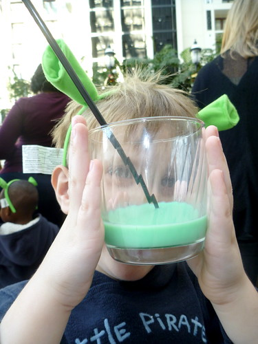 Green Ogre Milk Gaylord ICE 2011
