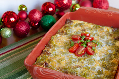 Southwest Breakfast Casserole-005