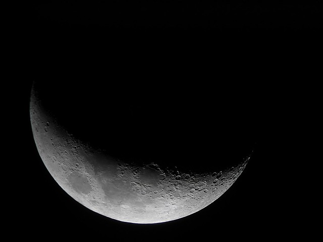 Moon, taken with SkyWatcher Explorer 200