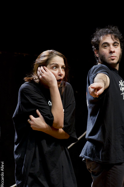 Teatrate Roma vs Arezzo-4845