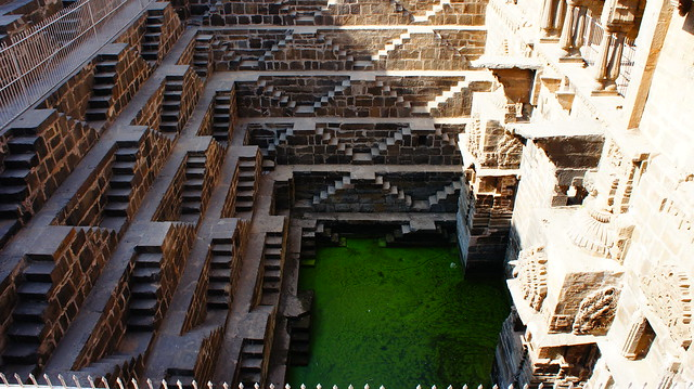Dausa India  city photos gallery : ... Abhaneri, Bandikui, Dausa, Rajasthan, India | Flickr Photo Sharing
