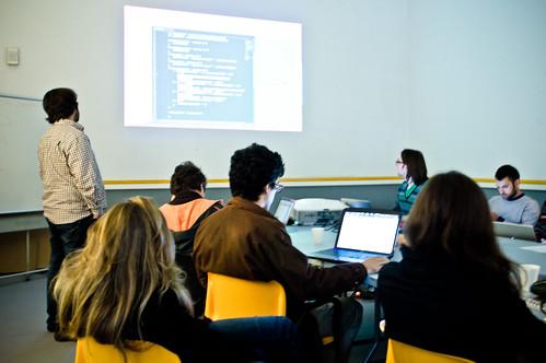 Curso HTML5 - Lunes 12 diciembre 2011
