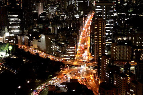 Tokyo night by sagtran