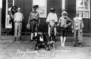 Ragtime in Goomeri, 1916
