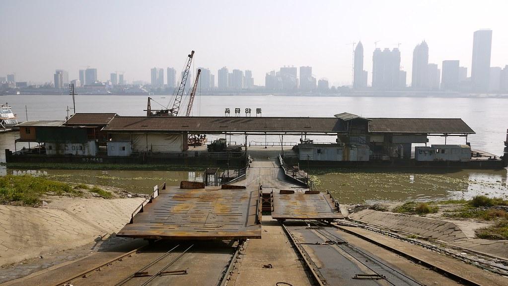 Yangtze River Dock