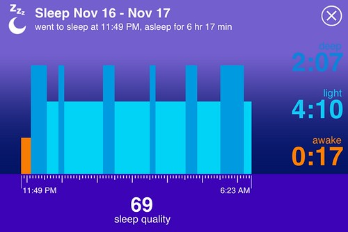Sleep - Up by Jawbone