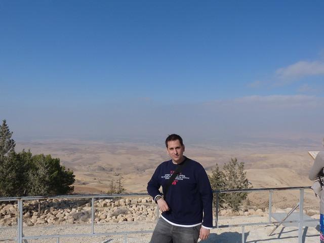 Sele en el Monte Nebo (Jordania)