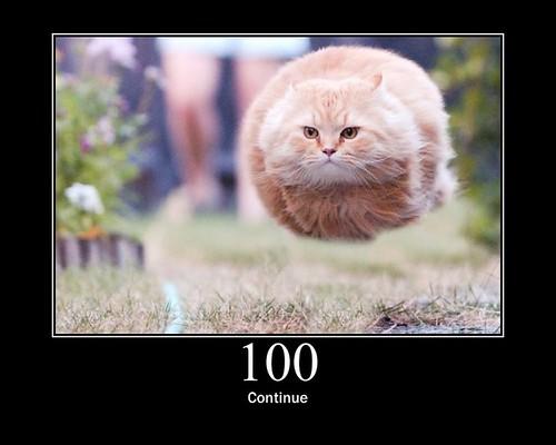 100 - Continue