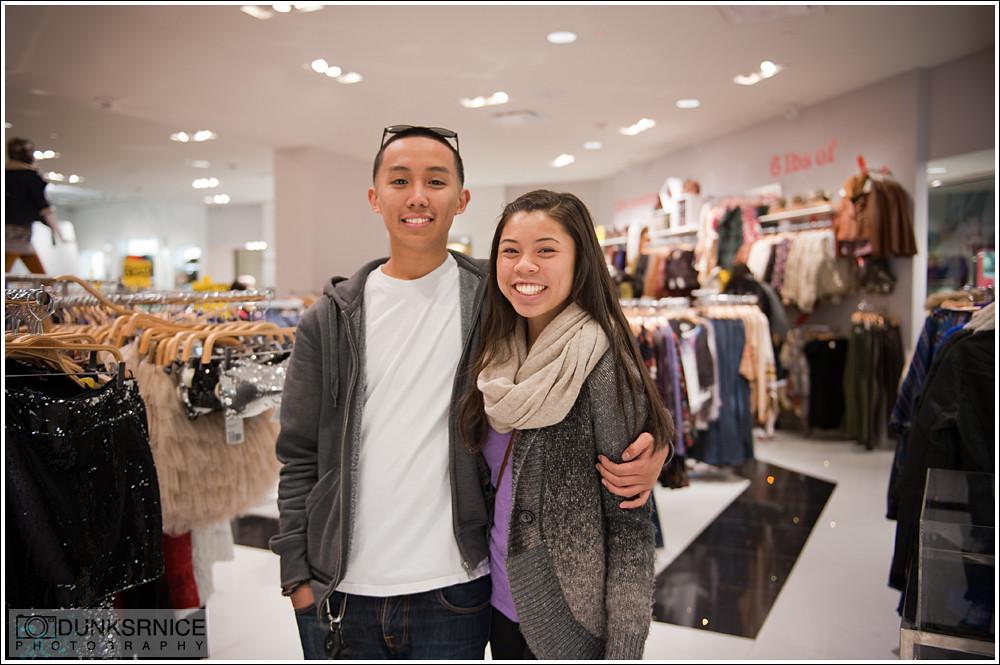 Eric & Jenn.