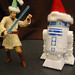 Action Figure Santa Hat Craft by bonniegrrl