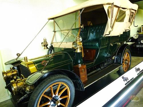Veteran Car, Riverside Museum