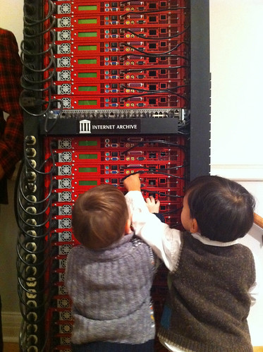Kids Love Petabytes
