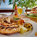 Hatchet Caye Belize Private Island Restaurant
