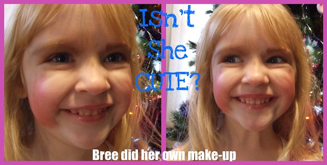 Bree's make-up