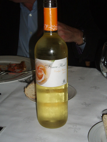 Burgos | Los Braseros | Vino blanco