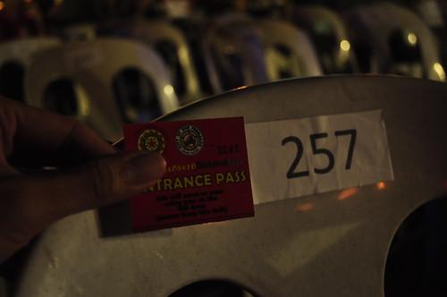 Giant Lantern Festival 2011