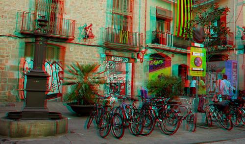 Barcelona in 3D