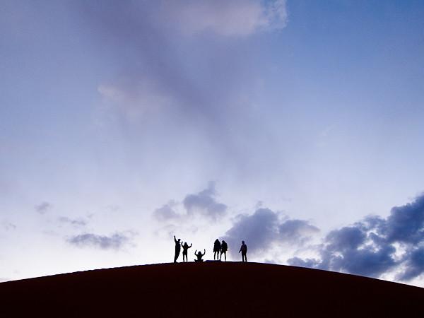 Maroc 2011 - Désert - Merzouga