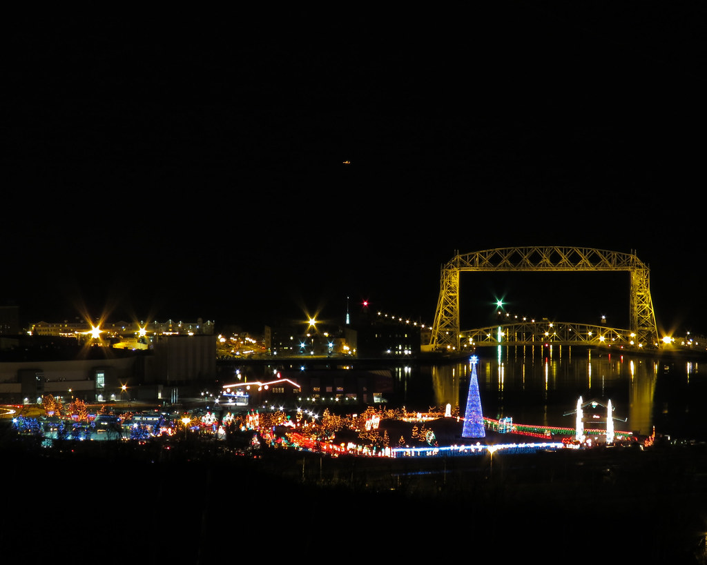 Bentleyville and Aerial Lift Bridge