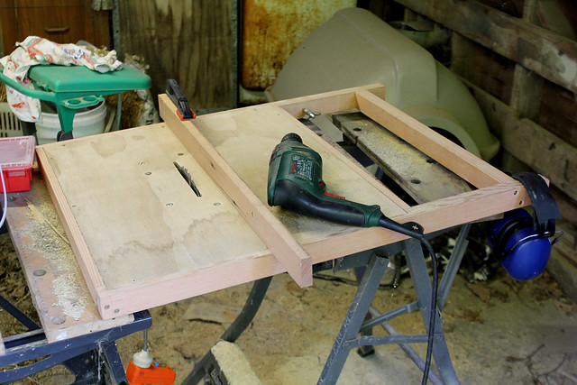 Sam's DIY table saw
