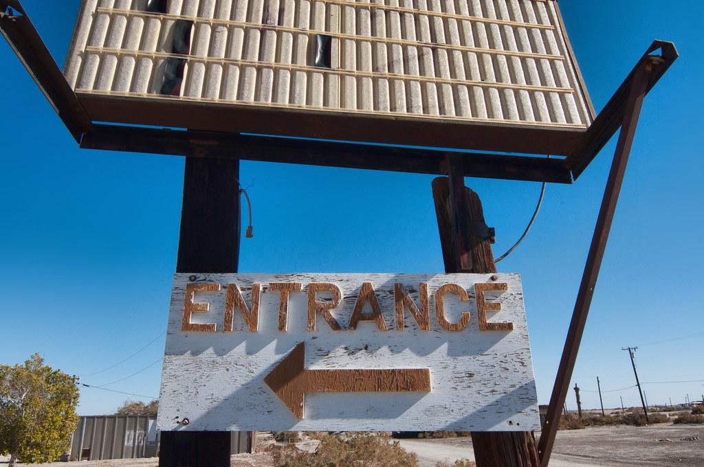 Salton Sea Beach Imperial County California Tripcarta