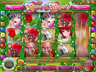 Love and Money Slot Machine