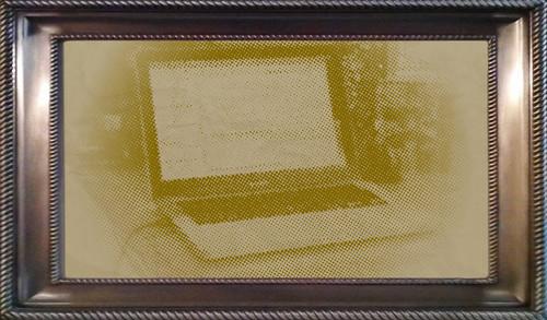 Ye Olde Laptop
