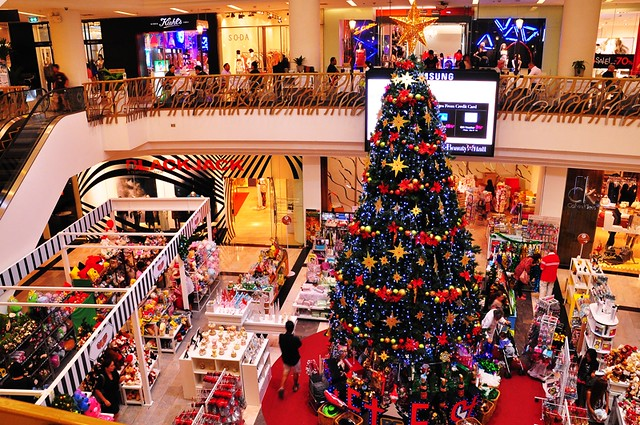 Emporium Christmas Tree, Bangkok