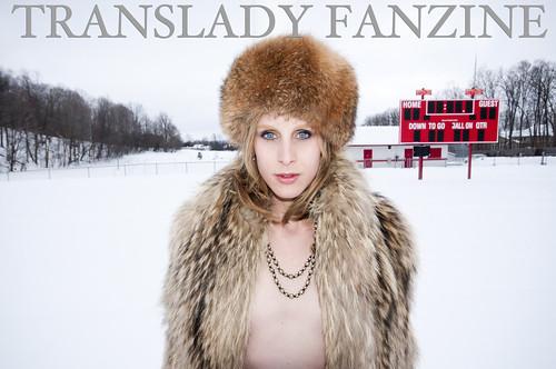 translady fanzine-cover