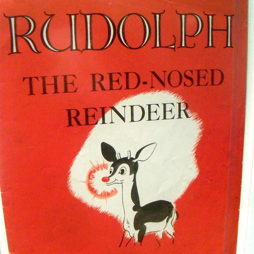 Rudolph The Red-Nosed Reindeer(1939)