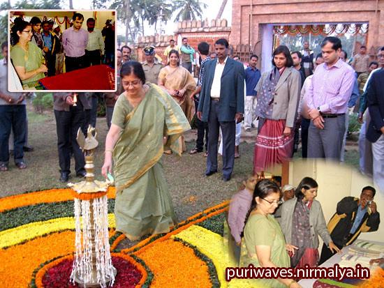 Special Handloom Expo organised at Neelachal Urban Haat, Puri