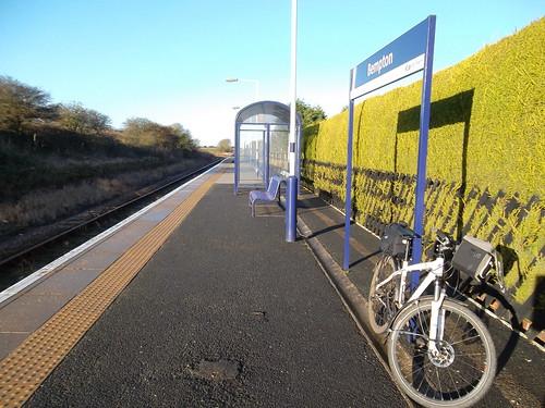 Bempton railway station