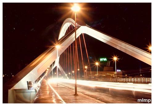 Séville et un pont